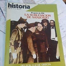 Coleccionismo de Revista Historia 16: HISTORIA 16 AÑO VII N° 76. Lote 143682724