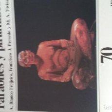 Coleccionismo de Revista Historia 16: CUADERNOS DE HISTORIA 16. N º 70 FARAONES Y PIRAMIDES. Lote 145714826