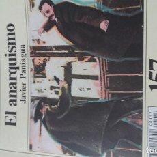 Coleccionismo de Revista Historia 16: CUADERNOS DE HISTORIA 16. N º 157 EL ANARQUISMO. Lote 145744778