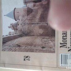 Collectionnisme de Magazine Historia 16: CUADERNOS DE ARTE ESPAÑOL, Nº 78 MONARQUÍA Y ARTE EN NAVARRA, SIGLOS XIV-XV. Lote 145748062