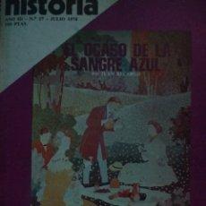 Coleccionismo de Revista Historia 16: HISTORIA 16. AÑO III NÚMERO 27. JULIO 1978. REVISTA.. Lote 146759541