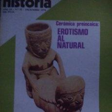Coleccionismo de Revista Historia 16: HISTORIA 16. AÑO III NÚMERO 32. DICIEMBRE 1978. REVISTA.. Lote 146760109