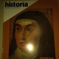 Coleccionismo de Revista Historia 16: HISTORIA 16. AÑO VII NÚMERO 78. OCTUBRE 1982. REVISTA.. Lote 148060429
