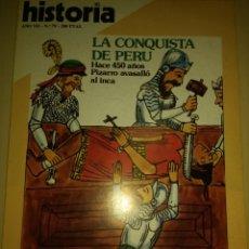 Coleccionismo de Revista Historia 16: HISTORIA 16. AÑO VII NÚMERO 79. NOVIEMBRE 1982. REVISTA.. Lote 148061100