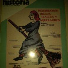 Coleccionismo de Revista Historia 16: HISTORIA 16. AÑO VII NÚMERO 80. DICIEMBRE 1982. REVISTA.. Lote 148061554