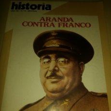 Coleccionismo de Revista Historia 16: HISTORIA 16. AÑO VII NÚMERO 72. ABRIL 1982. REVISTA.. Lote 148062168