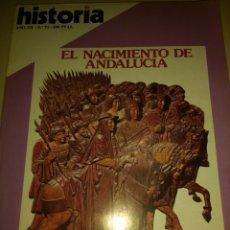 Coleccionismo de Revista Historia 16: HISTORIA 16. AÑO VII NÚMERO 73. MAYO 1982. REVISTA.. Lote 148062430