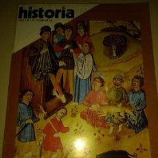 Coleccionismo de Revista Historia 16: HISTORIA 16. AÑO VII NÚMERO 75. JULIO 1982. REVISTA.. Lote 148063349