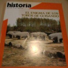 Coleccionismo de Revista Historia 16: HISTORIA 16. AÑO VIII NÚMERO 86. JUNIO 1983. REVISTA.. Lote 148073277