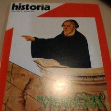 Coleccionismo de Revista Historia 16: HISTORIA 16. AÑO VIII NÚMERO 90. OCTUBRE 1983. REVISTA.. Lote 148074432