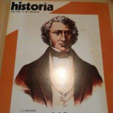 Coleccionismo de Revista Historia 16: HISTORIA 16. AÑO VIII NÚMERO 84. ABRIL 1983. REVISTA.. Lote 148075013