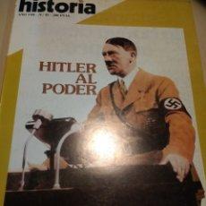 Coleccionismo de Revista Historia 16: HISTORIA 16. AÑO VIII NÚMERO 81. ENERO 1983. REVISTA.. Lote 148075385