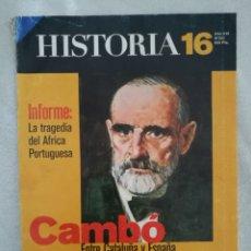 Coleccionismo de Revista Historia 16: REVISTA HISTORIA 16 ABRIL 1997 N°252. Lote 155363869