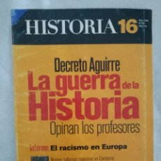 Coleccionismo de Revista Historia 16: REVISTA HISTORIA 16 N° 260 DICIEMBRE 1997. Lote 155364032