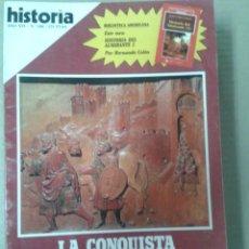 Colecionismo da Revista Historia 16: HISTORIA 16. AÑO XVI. Nº188. LA CONQUISTA DE GRANADA. Lote 155448494