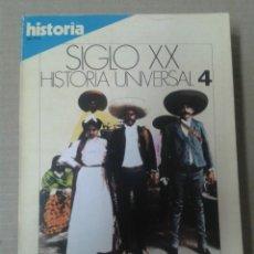 Coleccionismo de Revista Historia 16: HISTORIA 16. HISTORIA UNIVERSAL SIGLO XX Nº4. AMERICA ENTRA EN ESCENA. Lote 155457530