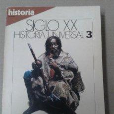 Coleccionismo de Revista Historia 16: HISTORIA 16. HISTORIA UNIVERSAL SIGLO XX Nº3. LOS IMPERIOS FRENTE A FRENTE. Lote 155457602