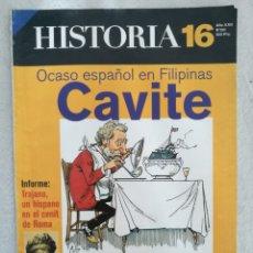 Coleccionismo de Revista Historia 16: HISTORIA 16 N°261 ENERO DE 1998. Lote 155460414