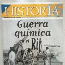 Coleccionismo de Revista Historia 16: HISTORIA 16 N°324 ABRIL 2003. Lote 155461013
