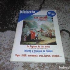 Coleccionismo de Revista Historia 16: REVISTA HISTORIA 16 EXTRA VIII DICIEMBRE 1978 LA ESPAÑA DE LAS LUCES LA ILUSTRACIÓN . Lote 155937954