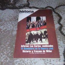 Coleccionismo de Revista Historia 16: REVISTA HISTORIA 16 N 5 SEPTIEMBRE 1976 36 AÑOS DE EXILIO. Lote 155939518