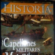Colecionismo da Revista Historia 16: REVISTA HISTORIA 16 Nº 312 CAPELLANES MILITARES EN EL MEDITERRÁNEO DEL SIGLO XVI. Lote 157278598