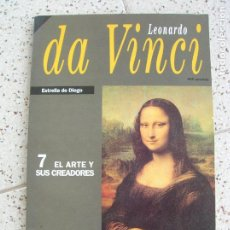Coleccionismo de Revista Historia 16: LIBRO DE HISTORIA 16 ,LEONARDO DA VINCI VOLUMEN ,7. Lote 161791782