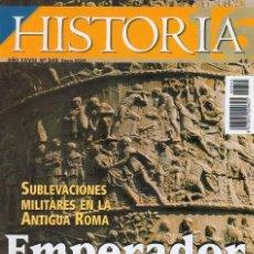 Coleccionismo de Revista Historia 16: HISTORIA 16 AÑO XXVIII NUM. 345 ENERO 2005. Lote 168647444