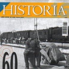 Coleccionismo de Revista Historia 16: HISTORIA 16 AÑO XXVIII NUM. 346 FEBRERO 2005. Lote 168647480