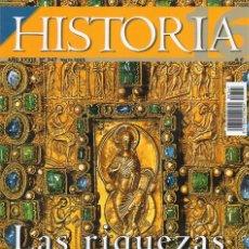 Coleccionismo de Revista Historia 16: HISTORIA 16 AÑO XXVIII NUM. 347 MARZO 2005. Lote 168647524