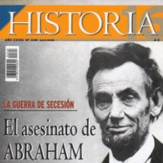 Collectionnisme de Magazine Historia 16: HISTORIA 16 AÑO XXVIII NUM. 348 ABRIL 2005. Lote 168647532