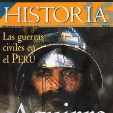Colecionismo da Revista Historia 16: HISTORIA 16 AÑO XXVIII NUM. 342 OCTUBRE 2004. Lote 168648000
