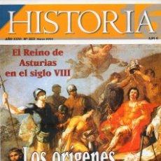 Coleccionismo de Revista Historia 16: HISTORIA 16 AÑO XXVII NUM. 323 MARZO 2003. Lote 168648160