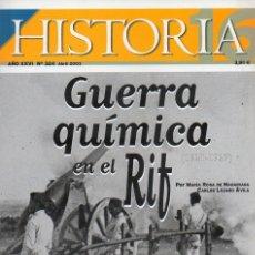 Colecionismo da Revista Historia 16: HISTORIA 16 AÑO XXVII NUM. 324 ABRIL 2003. Lote 168648168
