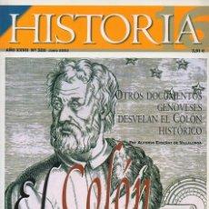 Coleccionismo de Revista Historia 16: HISTORIA 16 AÑO XXVII NUM. 326 JUNIO 2003. Lote 168648180
