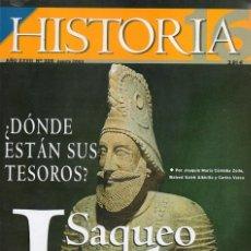 Coleccionismo de Revista Historia 16: HISTORIA 16 AÑO XXVII NUM. 328 AGOSTO 2003. Lote 168648188