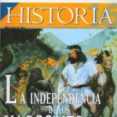 Coleccionismo de Revista Historia 16: HISTORIA 16 AÑO XXVI NUM. 314 JUNIO 2002. Lote 168648356