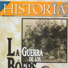 Coleccionismo de Revista Historia 16: HISTORIA 16 AÑO XXVI NUM. 315 JULIO 2002. Lote 168648364