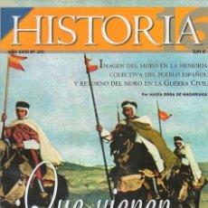 Colecionismo da Revista Historia 16: HISTORIA 16 AÑO XXVI NUM. 319 NOVIEMBRE 2002. Lote 168648388