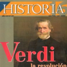 Coleccionismo de Revista Historia 16: HISTORIA 16 AÑO XXIV NUM. 297 ENERO 2001. Lote 168726136