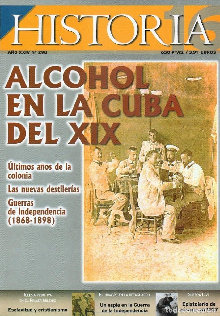 HISTORIA 16 AÑO XXIV NUM. 298 FEBRERO 2001 (Coleccionismo - Revistas y Periódicos Modernos (a partir de 1.940) - Revista Historia 16)