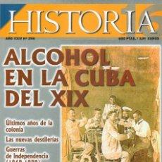 Coleccionismo de Revista Historia 16: HISTORIA 16 AÑO XXIV NUM. 298 FEBRERO 2001. Lote 168726220