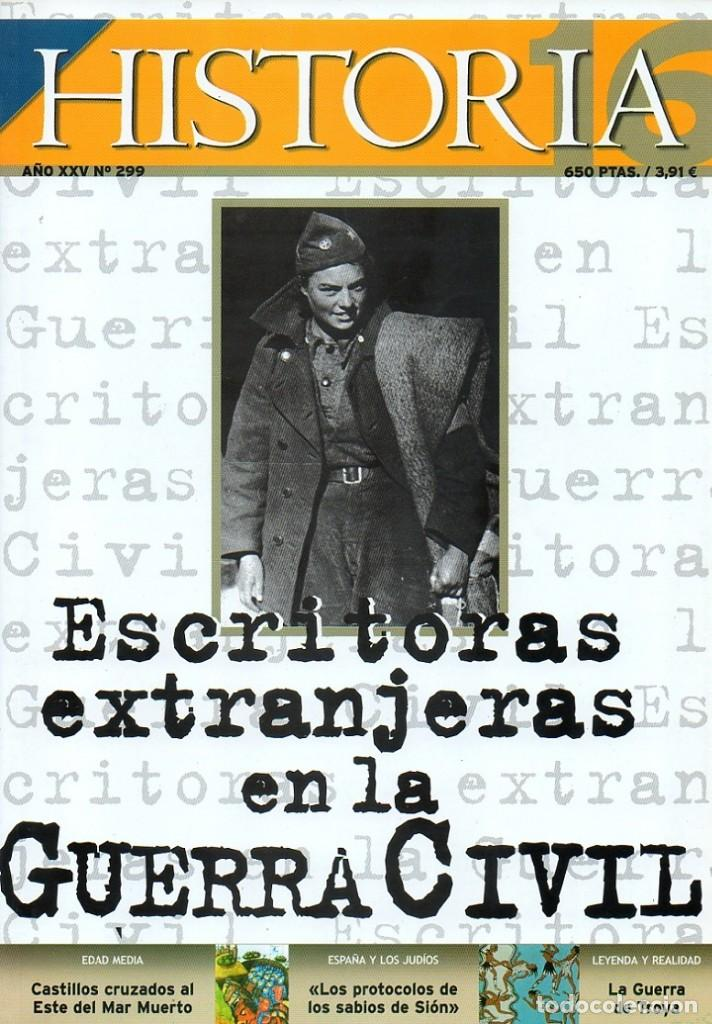 HISTORIA 16 AÑO XXV NUM. 299 MARZO 2001 (Coleccionismo - Revistas y Periódicos Modernos (a partir de 1.940) - Revista Historia 16)