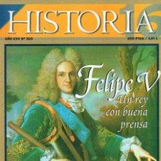 Coleccionismo de Revista Historia 16: HISTORIA 16 AÑO XXV NUM. 300 ABRIL 2001. Lote 168727060