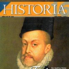 Collectionnisme de Magazine Historia 16: HISTORIA 16 AÑO XXV NUM. 303 JULIO 2001. Lote 168733416