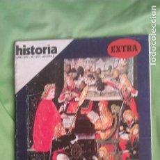 Coleccionismo de Revista Historia 16: HISTORIA 16 Nº 157 - LA AVENTURA DEL LIBRO. Lote 168839960