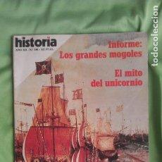 Coleccionismo de Revista Historia 16: HISTORIA 16 Nº 140 - SI LA INVENCIBLE HUBIESE LLEGADO... Lote 168840920