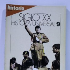 Coleccionismo de Revista Historia 16: SIGLO XX HISTORIA UNIVERSAL LA EUROPA DE LAS DICTADURAS NUMERO 9. Lote 169337636