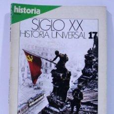 Coleccionismo de Revista Historia 16: SIGLO XX HISTORIA UNIVERSAL LA DERROTA NAZI NUMERO 17. Lote 169339504