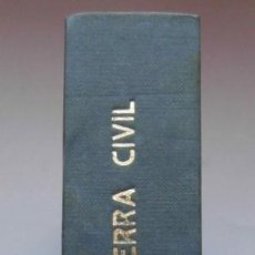 Coleccionismo de Revista Historia 16: LA GUERRA CIVIL. REVISTA HISTORIA 16. NUMEROS DEL 13 AL 18 ENCUADERNADOS TAPA DURA. DEBIBL. Lote 171687138